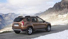 Renault Duster used - http://autotras.com
