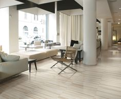 Porcelain tile requires high rigidly controlled manufacturing process and has a high breaking strength.