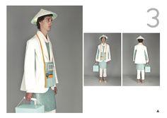 Kelly Huang Central Saint Martins, Student, Ephemera, Coat, Design, Sewing Coat, Coats, Peacoats, Design Comics