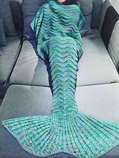 Grab yourself a Mermaid Crochet Tail Blanket and check out the video tutorial while you're here. We have the top Pinterest Pins and free patterns for you.