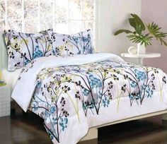 With Love Home Decor - Kids Bedding- Lincoln Park- Teal/ Black/ Gray Bed in a Bag Girls Twin Bed, Girls Bedroom, Old Bed Sheets, Luxury Duvet Covers, Bed In A Bag, Childrens Beds, Blue Bedding, Love Home, New Room