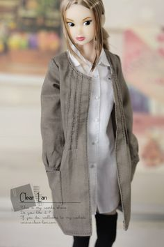 Clear lan | dresses for doll | Momoko clothes | Nippon Misaki clothes| Blythe clothes| Lati-Yellow clothes| doll clothes