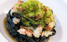 Entice your taste buds with this mouthwatering dish from Scarpetta, Fontainebleau Miami Beach.