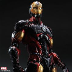 MARVEL COMICS VARIANT PLAY ARTS 改 アイアンマン