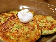 This is one of the things that my husband is in charge of making. They are very addicting. Eat Breakfast, Breakfast Recipes, Breakfast Ideas, Potato Recipes, Vegetable Recipes, Potato Latkes, Potato Pancakes, Sweet Potato Dishes, Bread Appetizers