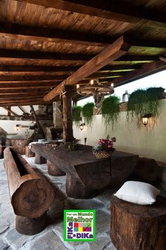 Home rustic exterior outdoor spaces 65 ideas for 2019