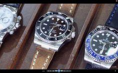 Friday watch Show | Rolex Submariners & Ceramic Smurf 116619