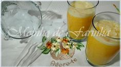 Moinho De Farinha: Néctar de manga-laranja