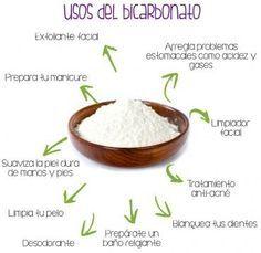 Para estar guapos y guapas no tenemos porque gastarnos una fortuna, el bicarbonato de sodio es una muestra de ello