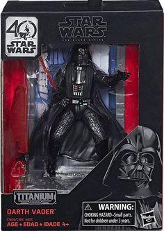 Star Wars Black Series Titane Ensemble Cadeau