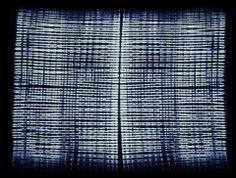 Panel Artist Unknown (Baule) (Country Unknown, Africa), 20th century Cotton; indigo tie-dye 58 x 43 1/4 in. (147.3 x 109.9 cm) Gift of Dagu...