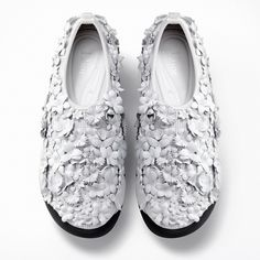 Christian Dior WHITE LAMBSKIN SNEAKER White