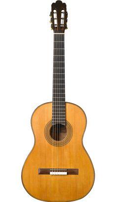 Antonio de Torres 1888 : Harris Guitar Foundation – 1 of 3