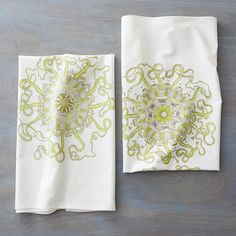 SEA CREATURE TEA TOWEL