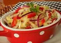 Jednoduchý zelný salát Potato Salad, Cabbage, Tacos, Rice, Potatoes, Meat, Chicken, Vegetables, Ethnic Recipes