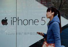 Une jeune femme de 23 ans serait décédée en #Chine après utilisé son #iPhone5 !