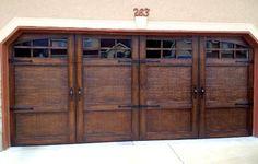 Garage Door Outlet - Steel Carriage House