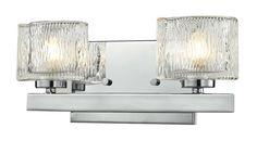 Z-Lite 3028-2V 2 Light Vanity Light
