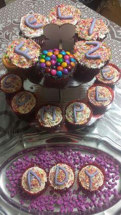 Cupcakes de Chocolate, Zanahoria y Wisky!