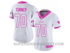 http://www.supershoesmarket.com/womens-nike-carolina-panthers-70-trai-turner-white-pink-stitched-nfl-limited-rush-fashion-jersey-super-deals.html WOMEN'S NIKE CAROLINA PANTHERS #70 TRAI TURNER WHITE PINK STITCHED NFL LIMITED RUSH FASHION JERSEY SUPER DEALS Only $23.34 , Free Shipping!