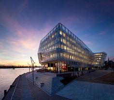 Firmenzentrale Unilever von Behnisch Architekten