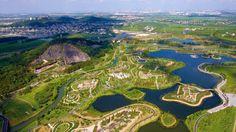 Paisaje y Arquitectura: Jardín Botánico de Chenshan
