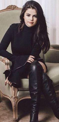 Selena Gomez's wearing  Dress – David Koma