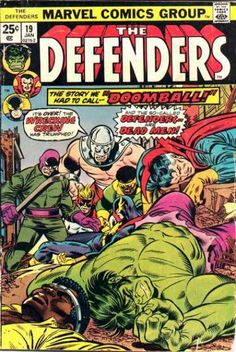 The Gamma Bomb goes missing and it's a race to find it between the Defenders and the Wrecking Crew! Marvel Comics, Dc Comics Superheroes, Marvel Comic Books, Marvel Characters, Comic Books Art, Comic Art, Book Art, X Men, Defenders Comics