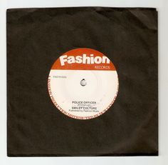 "Smiley Culture - Police Officer 7"" vinyl A1/B1 1984 Fashion Records FAD 7012   eBay"