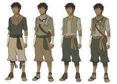 Welcome to the Legend of Genji, a fan-created Avatar adventure! Join us on the journey of the newest Avatar as he saves the world. Character Design Sketches, Fantasy Character Design, Character Design References, Character Design Inspiration, Character Concept, Concept Art, Story Inspiration, Male Character, Character Outfits