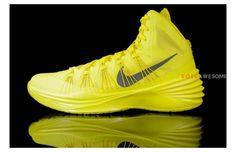 "Nike Hyperdunk 2013 ""Sonic Yellow"""