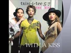 Trin-I-Tee 5:7- With A Kiss (The Betrayal of Jesus Christ by His disciple, Judas)