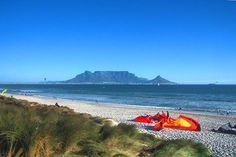 visit Bloubergstrand in Cape Town for this stunning Table mountain view, Cape Town ,south Africa Costa, Oh The Places You'll Go, Cool Places To Visit, Table Mountain Cape Town, Mountain View, Cape Town South Africa, Travel Activities, Fun Activities, Beaches In The World