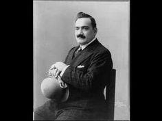 """Enrico Caruso, """"Una Furtiva Lagrima,"""" 1904, from the opera """"L'elisir d'Amore"""" by Donizetti."""