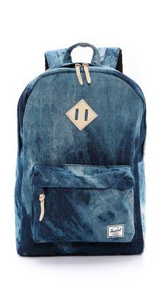 Herschel Supply Co - Acid Wash Backpack