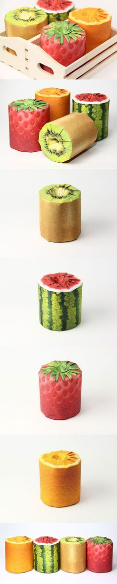 Fruits Toilet Paper
