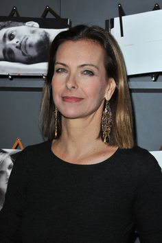 carole bouquet in chaumets cocktail party for cesars revelations 2013 - Carole Bouquet Mariage 1991