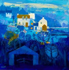 Contemporary art by artist George Birrell on view at George ...