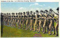 U S Marines post cards - Bing Images