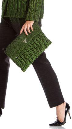 Prada Clutch on Pinterest | Prada, Clutches and Prada Handbags