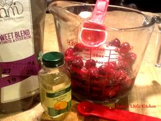 "Nana's Little Kitchen: Cranberry ""Orange"" Sauce  (For S E or FP)"