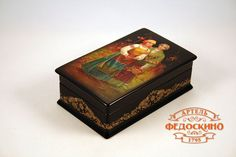 Fedoskino is the site of the country's oldest lacquer miniature industry.The contemporary Fedoskino miniature painting promotes the independent development of all genres of this unique art...
