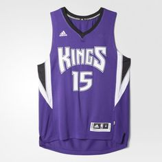 9c33d580b27b adidas - Kings Swingman Jersey  15 Adidas Men