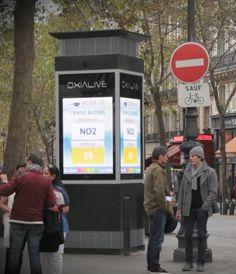 #DigitalSignage #DooH http://www.moderne-buerowelten.de/digital-signage.html