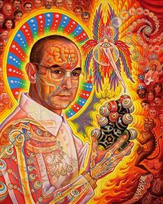 Today 4-16 in 1943, Albert Hoffman, a Swiss chemist accidentally consumed LSD-25, a synthetic drug he had created in 1938 as part of his research into the medicinal value of lysergic acid compounds and discovered all it's hallucinogenic properties.