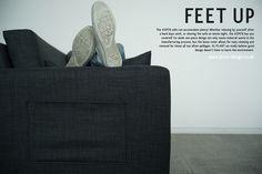 PLANTdesign - The ASPEN Sofa on Behance