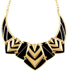 Bijou Brigitte  Necklace - Illusion