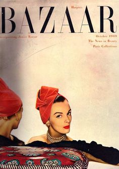 Harper's Bazaar, October 1949