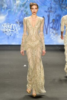 Naeem Khan Fall 2015 Ready-to-Wear Collection