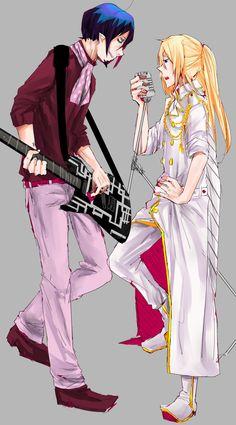 Mephisto and Angel